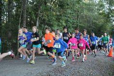 Springmaid Trail Race 10K & 5K Fort Mill, South Carolina  #Kids #Events