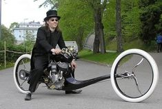 Unusual Motorcycles