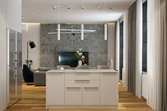 290 отметок «Нравится», 1 комментариев — ИНТЕРЬЕР И ДИЗАЙН| АРХИТЕКТУРА (@roiretni_interior) в Instagram: «The Architectural Firm Geometrium Interior Studio Designed a Modern Apartment in Moscow, Russia»