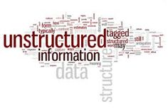 www.webopedia.com Unstructued Data definition || Helpful basic definition for those trying to figure out the differences between structured and unstructured.