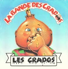 Les Crados entre autres plein de souvenirs!!