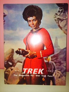 Items similar to Trek Special : The Magazine for Star Trek Fans Issue No. 16 (Summer on Etsy Series Movies, Tv Series, New Star Trek, Star Trek Series, Dream Bodies, Paramount Pictures, For Stars, Live Action, Science Fiction