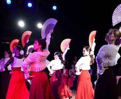 """A Associação de Dança Espanhola  Cuandra Flamenca  apresenta o espetáculo  """"Andanças Flamencas no CEU Rosa da China no dia 1º de setembro, às 16h."""
