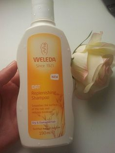 Weleda-Oat-shampoo