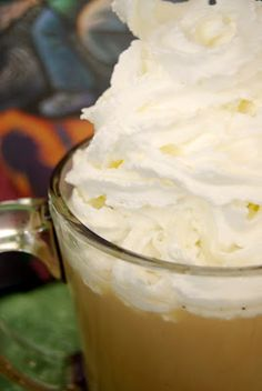 Remus Lupin  Ingredients:      1 ½ oz Frangelico     1 oz Bailey's Irish Cream     1 oz Kahlua     4 oz Coffee     Dash Cream     Whipped Cream  Directions:      Brew coffee.     Combine coffee, Frangelico, Kahlua, and Bailey's.     Add cream to taste.     Top with whipped cream.