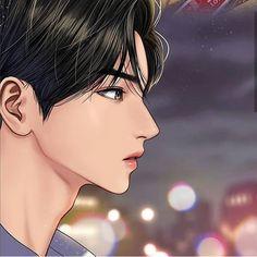 Webtoon Id, Webtoon Comics, Suho, Cool Anime Guys, Handsome Anime Guys, Flawless Webtoon, Cute Couple Drawings, Korean Anime, Boy Idols