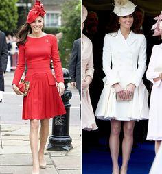 Kate Middleton gastou mais de R$ 113 mil em roupas este ano