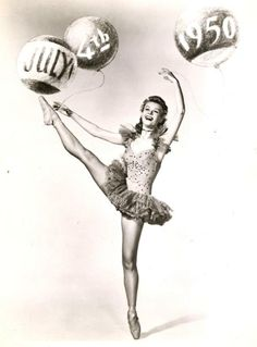 Happy 4th of July from the amazing Vera-Ellen & Dance Prism!