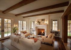 Living Room Design Ideas. Great Living Room Layout. #LivingRoom #Design #Layout