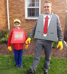 group and family halloween costume everything is awesome