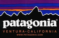 Not just a brand but a brand that Cares Patagonia is not only an outdoor brand specializes in climbing gear; Patagonia is a brand that really cares into providing the best for their customers and is. Patagonia Logo, Patagonia Jacket, Patagonia Outdoor, Climbing Clothes, Surf, Cooler Painting, Frat Coolers, Fraternity Coolers, Stickers