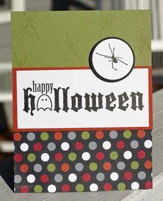 Halloween Card SU! set- Scaredy Cat