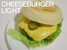 Cheeseburger Light