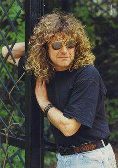 Robert Plant . . .It's Friday, I'm weak.