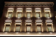 примеры фасадного освещения исторических усадеб: 17 тыс изображений найдено в Яндекс.Картинках