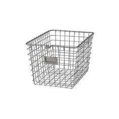 Spectrum Small Storage Basket - Free Shipping On Orders Over $45 - Overstock.com - 19721041 - Mobile
