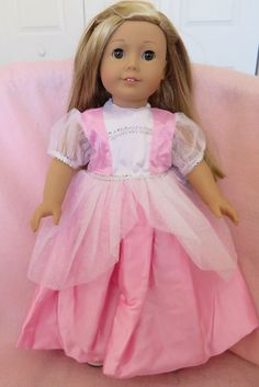 Doll Clothes Girl Princess Set fits18 Inch Doll American Seller lsful
