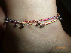 Bonecas do 1069, pulseiras tornozelo
