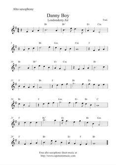 Take five alto sax pdf