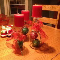 Christmas Centerpiece                                                                                                                                                                                 Mais