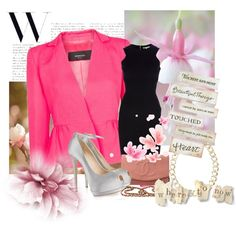 Pinky by esthii on Polyvore