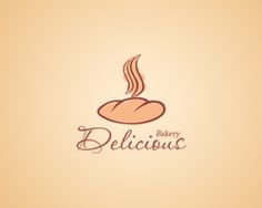 Delicious Bakery Logo design - This logo can be used for bakery or something like that.Colors, font and name could be changed according to your preferences, no additional costs! Customization regarding the mark could be done, also. Price $299.00