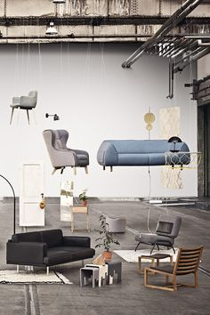 While waiting for my custom furniture from Bolia, they made me a personalised video. Have a look , it's pretty cool.