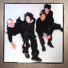 THE CURE Band Photo Coaster Ceramic Tile