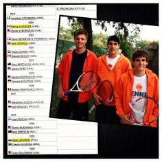 The draw is out for the ITF 10K Pro Circuit Futures qualification tournament in Niceville, FL. Three of our academy players are in the draw: Petrus Albert Venter (CAN) will be facing Jonathan Stenberg (SWE) in the first round, Jack Oswald (GBR) will play against Vinod Gowda (IND) and Adam Zaorski (POL) will take on Matt Simpson (NZL). Good luck guys!! #adamzaorski #albertventer #jackoswald #johankriektennisacademy #itf #itfprocircuit #tennis