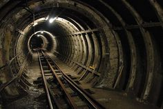 Mail Rail: Exploring the Deserted Tunnels of London's Post Office Railway
