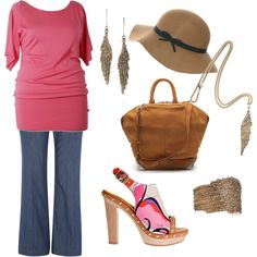 My idea of cozy/classy/cute/casual. :) Wish I had an outfit like this for every day of the week.
