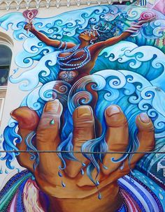 San Francisco Murals on Pinterest | Mural Art, Murals and San ...