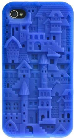 BLUE CASTLE IPHONE 4/4S CASE. - BEST SELLERS