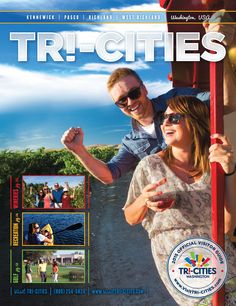 2015 Visitor Guide Cover