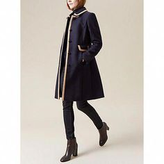 Buy Hobbs Gweneth Coat, Navy Camel from our Women's Coats & Jackets range at John Lewis & Partners. Hobbs Clothing, Rc Hobby Store, Hobby Shop, Hobby Electronics Store, The Parking Spot Hobby, Hobbs Coat, Hobby Lobby Christmas, Jackets Online, Coats For Women