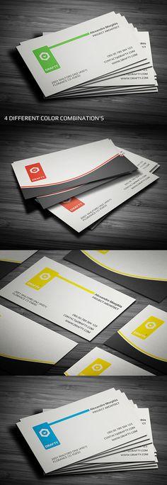 New corporate business card #businesscards #printready #businesscardtemplate #printedcards