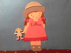Esther y su muñeca
