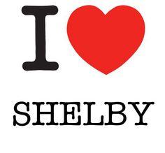 I Heart Shelby #love #heart