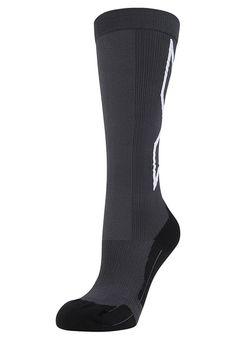 COMPRESSION PERFORMANCE X  - Knestrømper - black Socks, Black, Fashion, Stockings, Moda, Black People, Fashion Styles, Sock, All Black