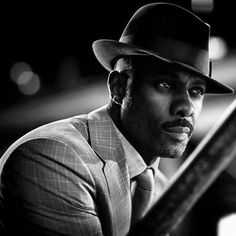 Idris Elba aka Stringer Bell aka Luther aka The Man Idris Elba, Sharp Dressed Man, Well Dressed Men, Luther, James Bond, Look At You, How To Look Better, Better Half, Handsome Black Men