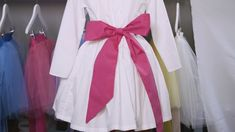 Comment faire un joli noeud de robe