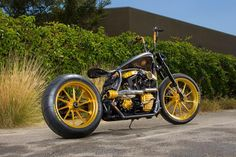 Black Beauty. holy shit thats awesome! Roland sands custom build