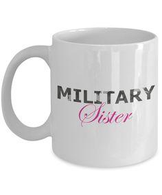 Military Sister - 11oz Mug