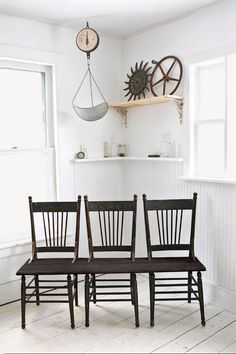 Chair Bench  - CountryLiving.com