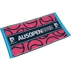 Australian Open Towel  Australian Open 2013 - ausopen  #ausopen  #tennis