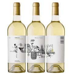 Fun wine #packaging story PD