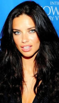 Adriana Lima is hands down the most beautiful woman in the world.