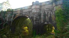 The Overtoun Bridge, Scotland