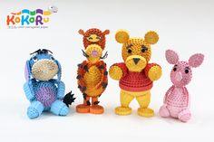 Winnie the Pooh & Friends #kokoru