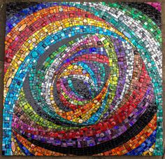 Rabbit Hole Mosaic